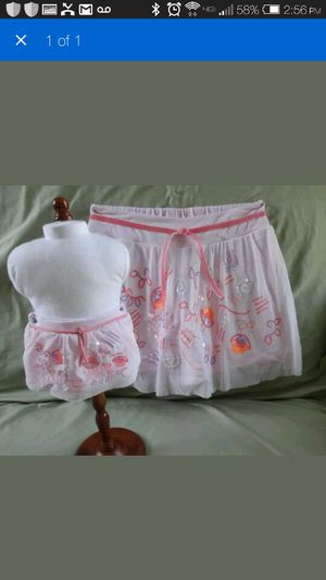 American Girl Isabella Pink Skirt Girls Size 14/16 for Sale in Fairfax, VA