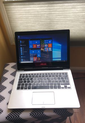 ASUS TP300, 2 in 1, touchscreen transformer laptop for Sale in MONTGOMRY VLG, MD