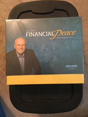 Dave Ramsey's Financial Peace University (NEW) for Sale in Germantown, MD