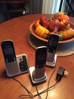 Panasonic cordless phones! for Sale in Avon Lake, OH