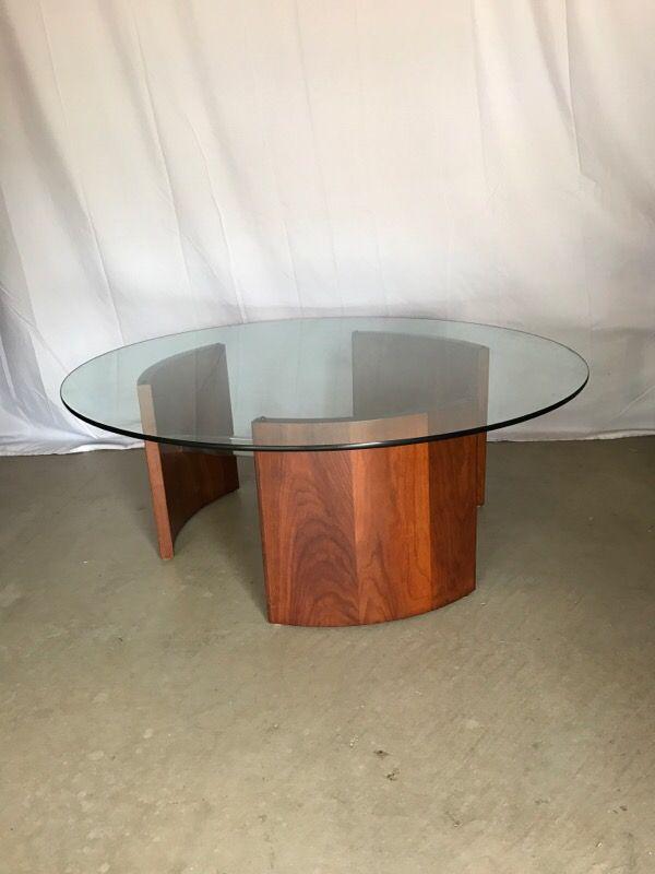 Kagan Coffee Table.Vladimir Kagan Radius Mid Century Modern Coffee Table For Sale In Murrieta Ca Offerup