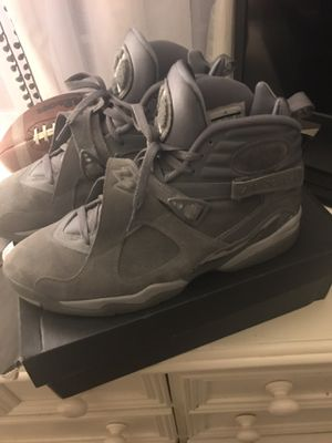 Jordan 8s Cool Greys for Sale in Frederick, MD