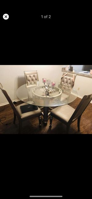 Brilliant New And Used Dining Table For Sale In New Orleans La Offerup Bralicious Painted Fabric Chair Ideas Braliciousco