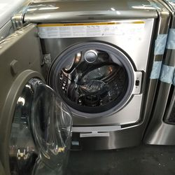 Set Washer and Dryer Stainless LG Signature Thumbnail