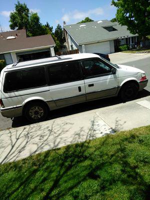 92 Dodge Caravan For Sale In Pleasanton CA