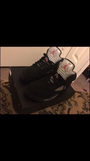 Jordan 5 metallic for Sale in Aspen Hill, MD