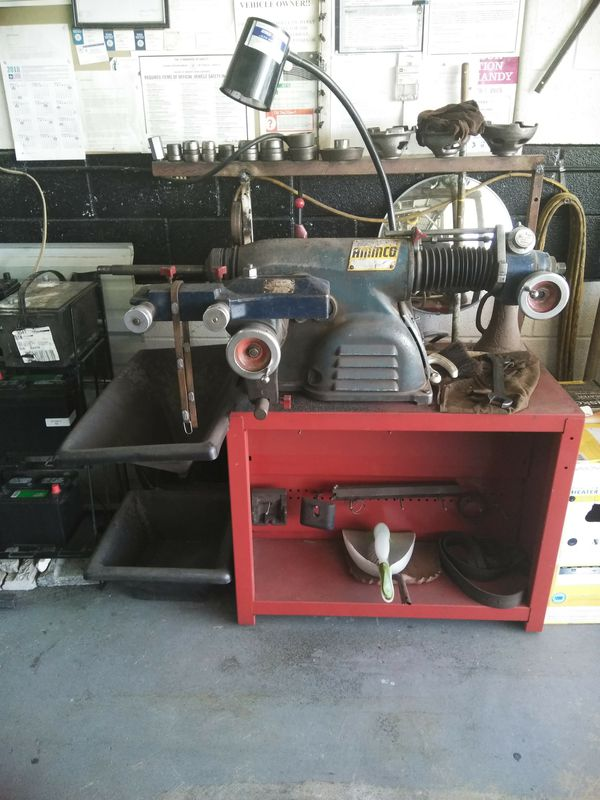 Ammco brake lathe for Sale in El Paso, TX - OfferUp