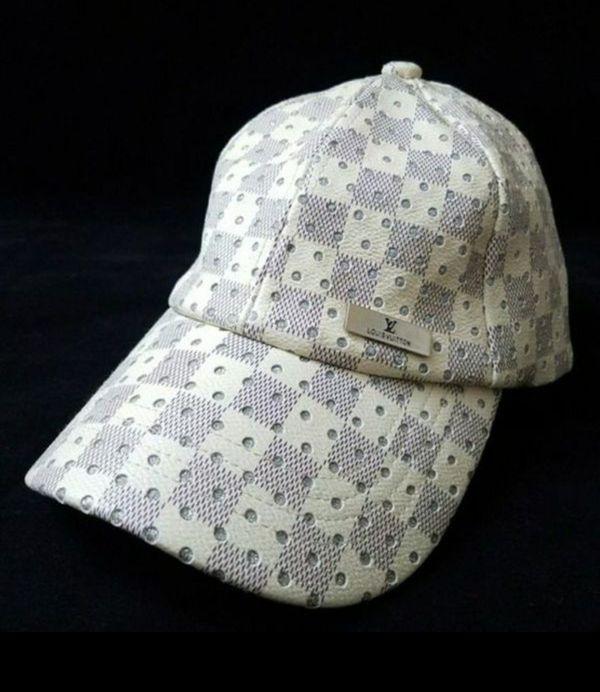 Louis Vuitton leather Baseball Cap for Sale in Las Vegas 6f66c1a074e