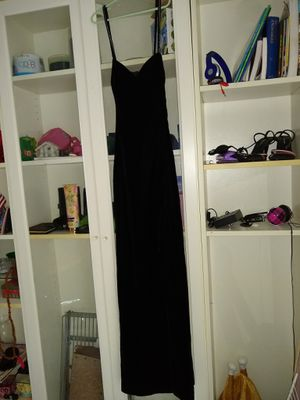 Full length with hip high slit size 4 for Sale in Lake Worth, FL