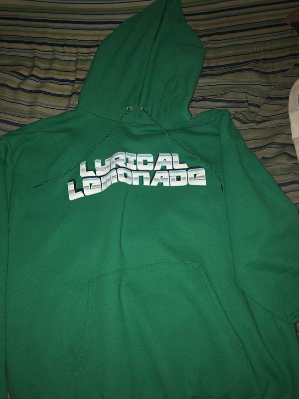 Lyrical Lemonade pullover hoodie for Sale in Ontario, CA - OfferUp
