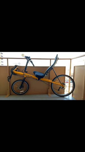 Very nice, high quality, recumbent bicycle for Sale in Denver, CO