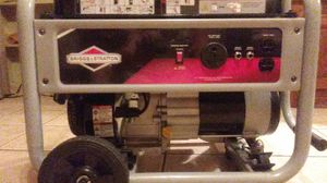 Briggs&Stratton. 3500 Watt Generator, With RV Plug. for Sale in Garland, TX
