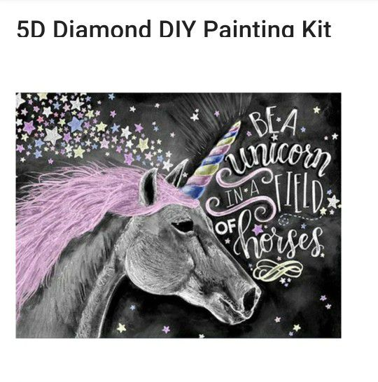 5d Diamond Art 💎 Paintingss Kits Everything You Need Great Gift🎁
