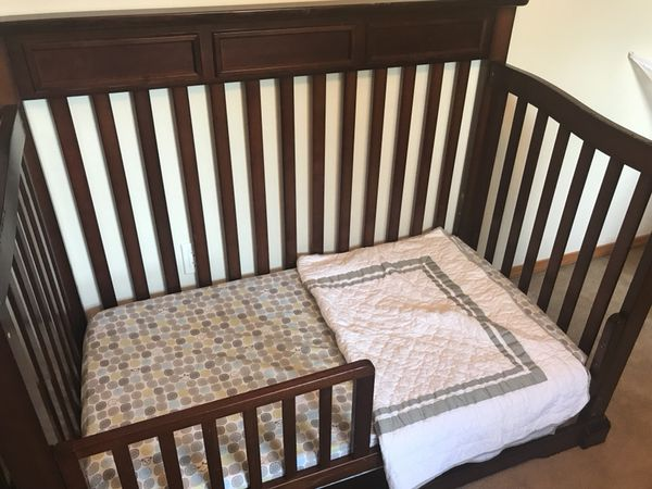 Jc Penny Crib Changing Table Dresser 3 Piece Set For In Everett Wa Offerup