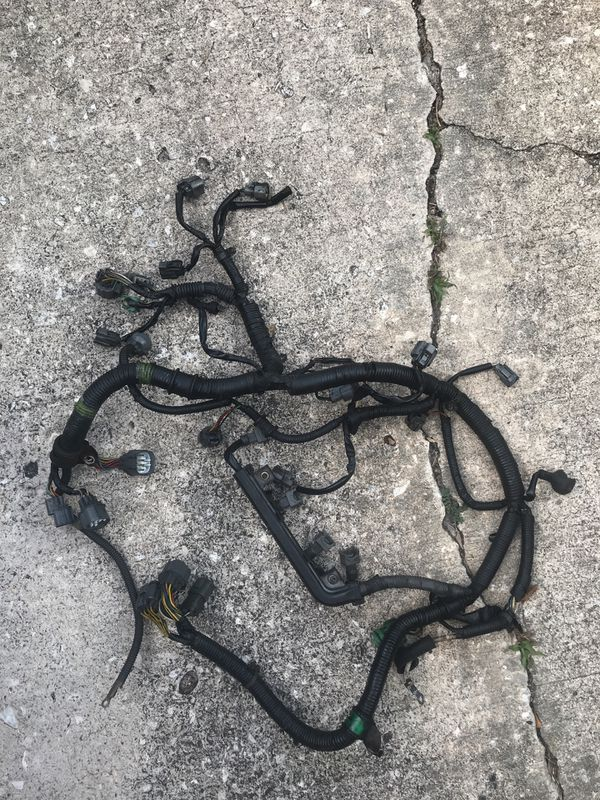 Incredible D16Z6 Engine Harness For Sale In Orlando Fl Offerup Wiring Cloud Hisonuggs Outletorg