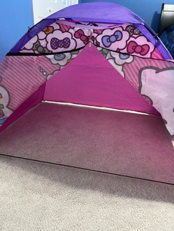 Kids Hello Kitty Tent Thumbnail