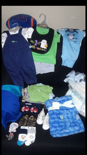 30PC NEWBORN BABY PACKAGE/SUNDAY $ALE ONLY!!! for Sale in Hampton, GA