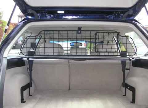 2005 2009 subaru outback legacy wagon pet barrier for sale in