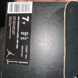 Jordan 5 Laney Size 7y Thumbnail