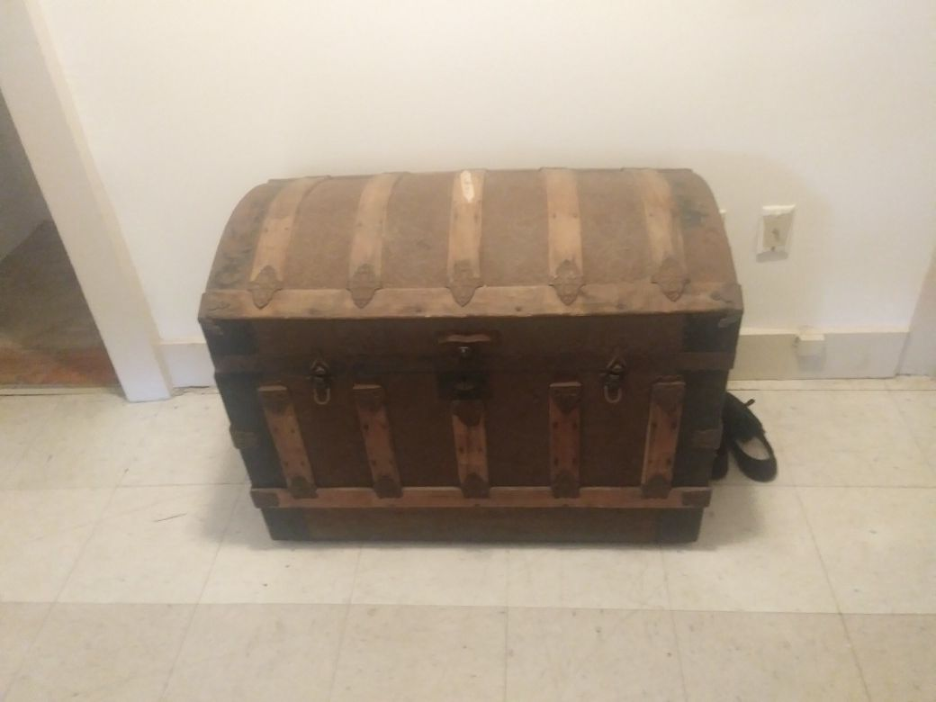 antique chest