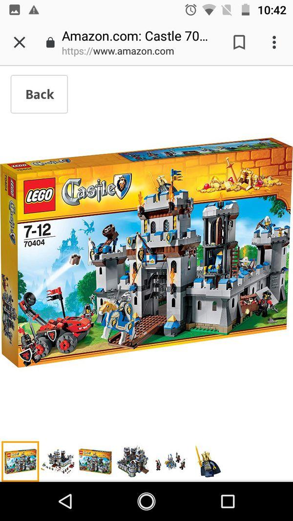 70404 Lego castle for Sale in Lynnwood, WA - OfferUp