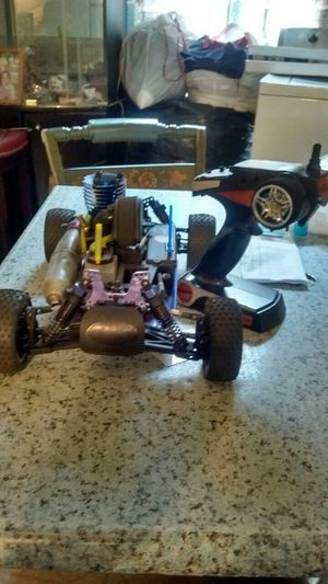 Black and Gray RC Car for Sale in St. Louis, MO