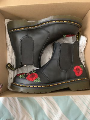 Dr. Martens Size 7 Wore ONE TIME ! They Don't Fit Me . for Sale in Washington, DC