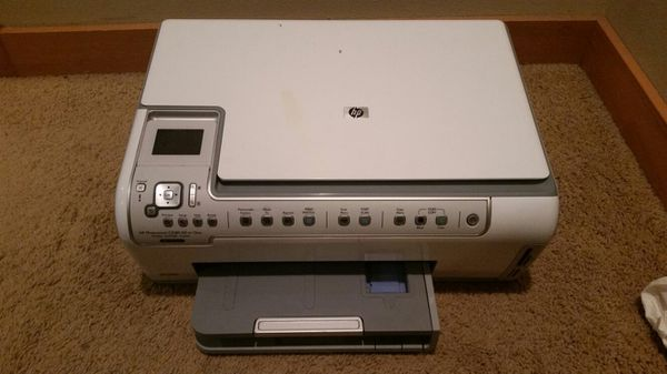HP Photosmart C5180 all-in-one Vivera Printer for Sale in North Bend, WA -  OfferUp