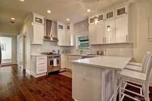 Gray And White Kitchen Cabinets, Many Sizes In Stock for Sale in Dallas, TX