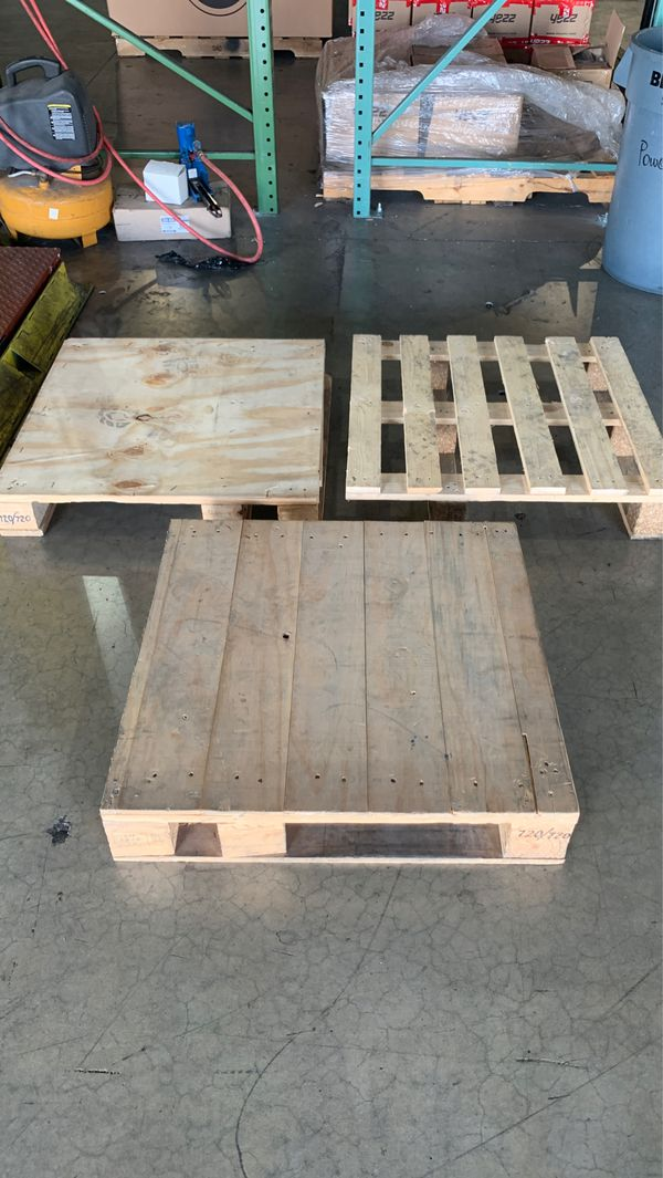 Wood pallets for Sale in Miami, FL - OfferUp