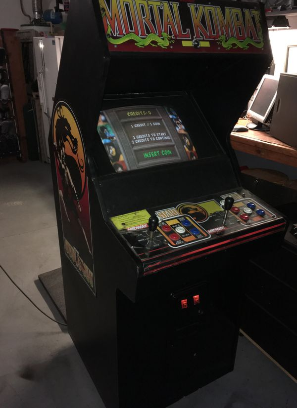 mortal kombat arcade game works great for sale in camas wa offerup