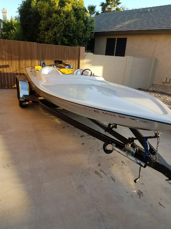 Jet Boat & Trailer for Sale in Phoenix, AZ - OfferUp