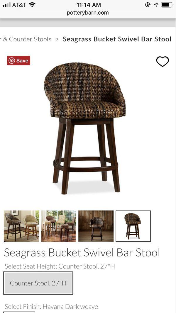 Bar Stools And High Table, Pottery Barn S Aaron Barstool Vs Target S Carey Barstool
