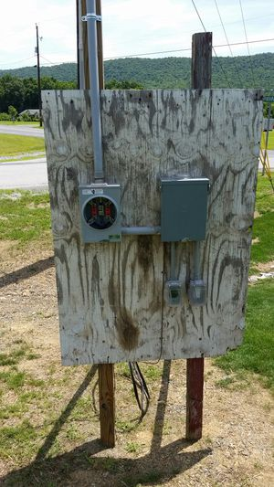 Temporary Power pole for Sale in Spring Run, PA - OfferUp