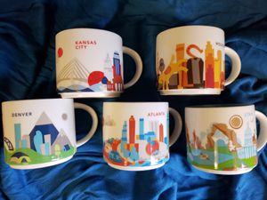 Starbucks You Are Here Mugs for Sale in Washington, DC
