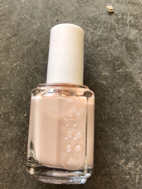 Nail polish- Essie nail polish. Ballet slippers collar. (Beauty ...