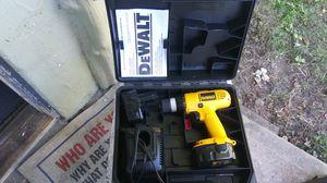 Dewalt cordless adjustable driver drill for Sale in Centreville, VA