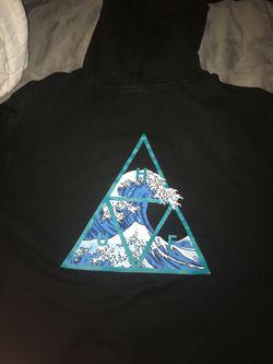 HUF hoodie size S Thumbnail