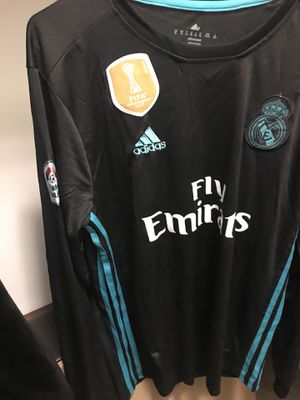 real madrid shirt for Sale in Ashburn, VA
