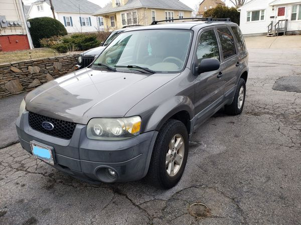Ford Escape 2005 Needs Work Misfire Codes