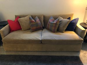 "Crate & Barrel, The Lounge II 93"" Sofa for Sale in Evanston, IL"