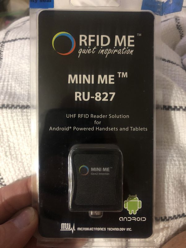 UHF RFID reader for android phones/tablets for Sale in Nashville, TN -  OfferUp