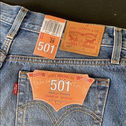 Levi's 501 Shorts Thumbnail