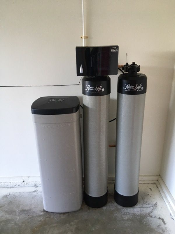 Rainsoft Water Softener Water Ionizer