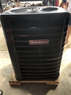 Photo 4 ton with heat pump
