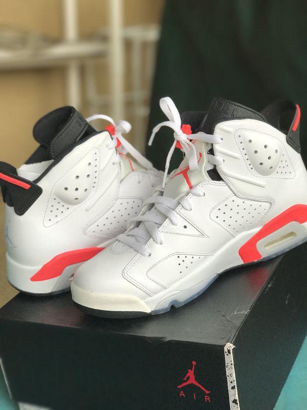 0da90e83d57e9c Air Jordan 6 White Infrared (Clothing   Shoes) in Port St. Lucie