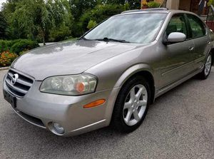 NiceSedan 2oo2 Nissan Maxima 3.5 / V6 for Sale in Baltimore, MD