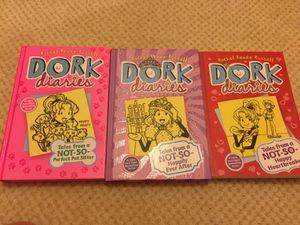 Dork Diaries 3 Set kids books for Sale in Atlanta, GA