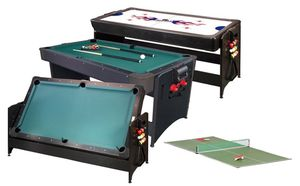 Fat Cat Pockey Table : Pool/tennis/hockey All in One for Sale in Orlando, FL