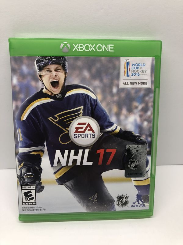 Xbox One Nhl 17 For Sale In Covina Ca Offerup